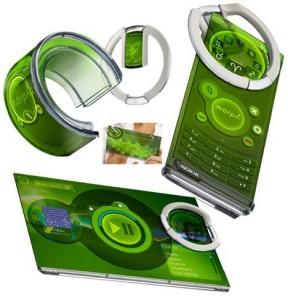 """Le futur de la téléphonie mobile avec la technologie """"morph"""""""