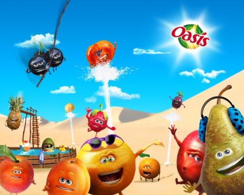 "La finale ""fruit of the year"" Oasis 2010"