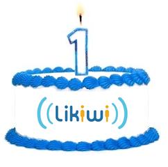 Likiwi fête son 1er anniversaire
