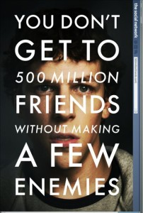 "Le film sur la vie de Facebook ""The Social Network"""
