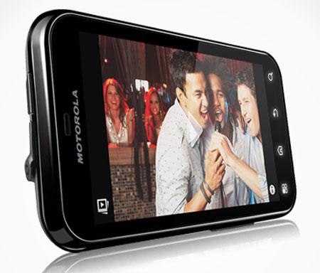 Téléphone Motorola Defy