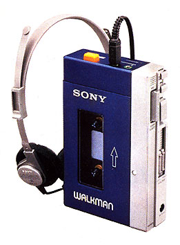 sony walkman cassette