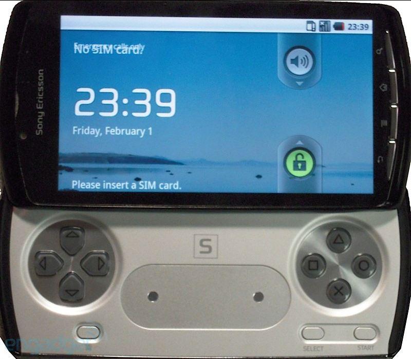 Sony sort la PlayStation Phone