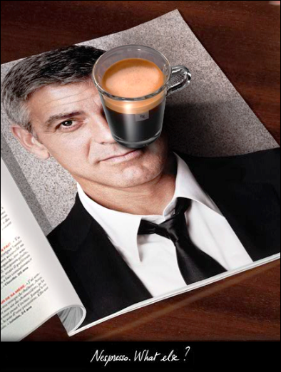 Nespresso What Else avec George Clooney