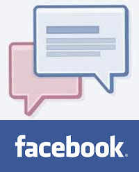 Messagerie email Facebook