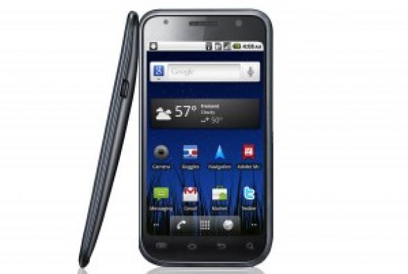 Nexus two de Google annoncé par Samsung