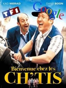 Première publicité TV pour Google sur TF1