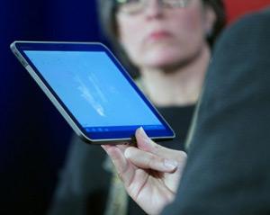 Google s'associe à Motorola pour faire une tablette