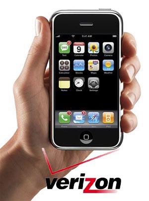 Verizon et son nouvel iPhone 4 aux USA