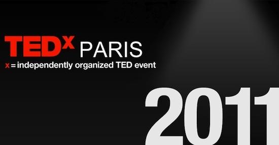 TEDx 2011 Paris