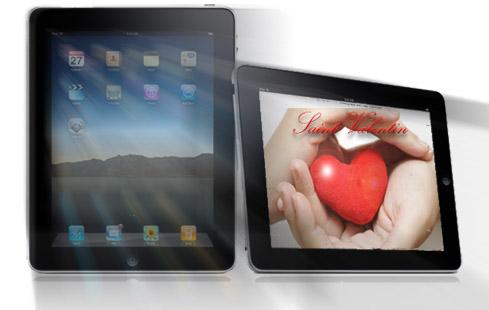 Saint-Valentin : évitez l'iPad pour séduire