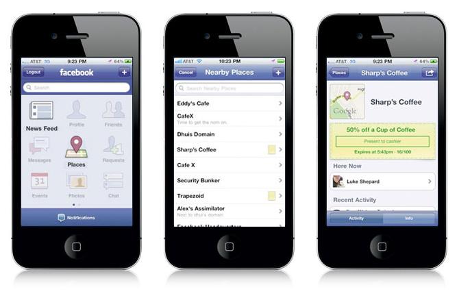 Deals : bons plans Facebook