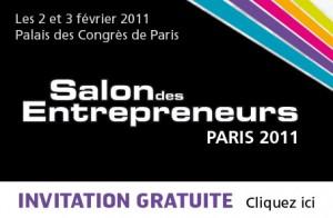 Salon des entrepreneurs 2011