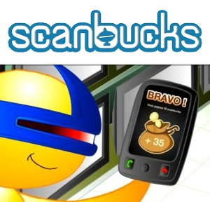 Scanbucks : Application iphone chasse au trésor