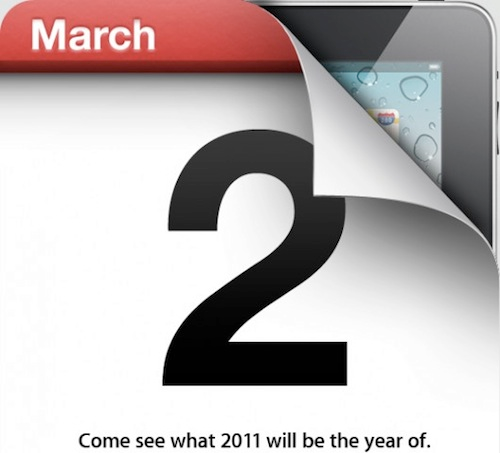 Ipad 2 Apple keynote