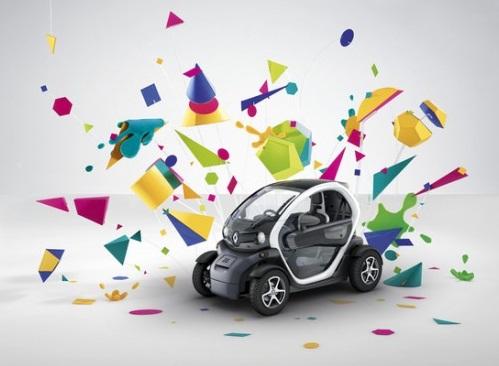 Renault twizy voiture electrique