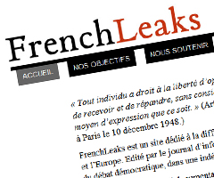 FrenchLeaks : le wikileaks francais