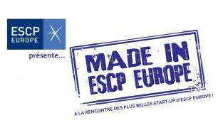 Made in ESCP Europe - concours entrepreneurs