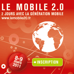 Mobile 2.0 et les appawards