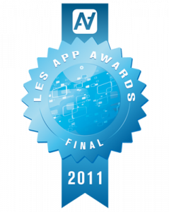 Appawards lors du salon Mobile 2.0