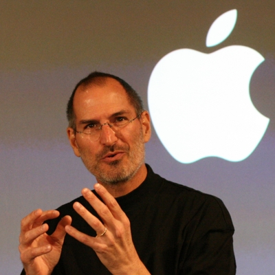 Steve Jobs à la Keynote d'Apple