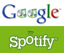 Alliance Google et Spotify