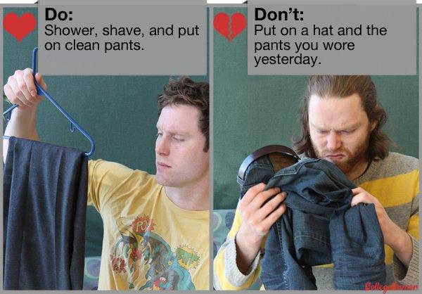 Bien choisir ses vêtements